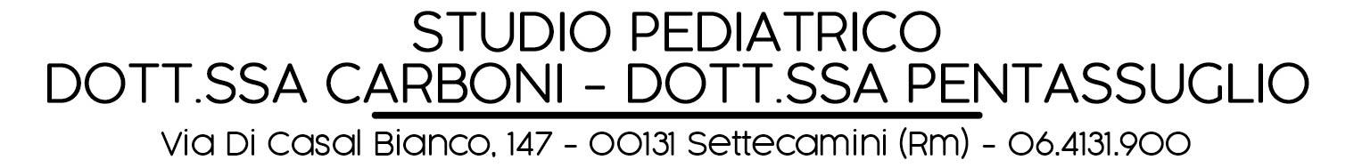 STUDIO PEDIATRICO SETTECAMINI