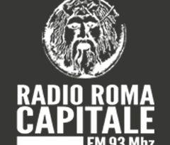 """Tutti i venerdì alle ore 18,35 collegamento con la redazione di """"RADIO ROMA CAPITALE"""""""